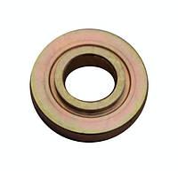 Шайба для углошлифовальной машинки (болгарки) нижняя желтая отверстие 16 мм.