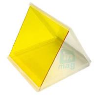 Світлофільтр Cokin P жовтий, квадратний фільтр.