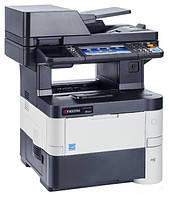 Монохромный МФУ Kyocera ECOSYS M3560idn – копир/ принтер/ полноцветный сканер/ факс формата А4.