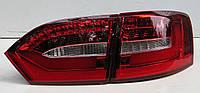 Volkswagen Jetta Mk6 оптика задняя светодиодная LED красная V1
