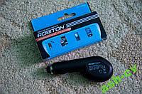 Автомобильная USB зарядка 5В 1А ROBITON