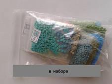 Набор алмазной вышивки Разноцветные котики, фото 3