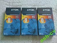 Видео кассета. TDK PREMIUM T-160 8h