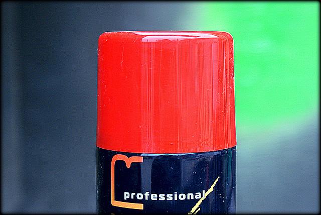темно красная  краска в баллончике, аэрозоле для метала, пластика, дерева, керамики