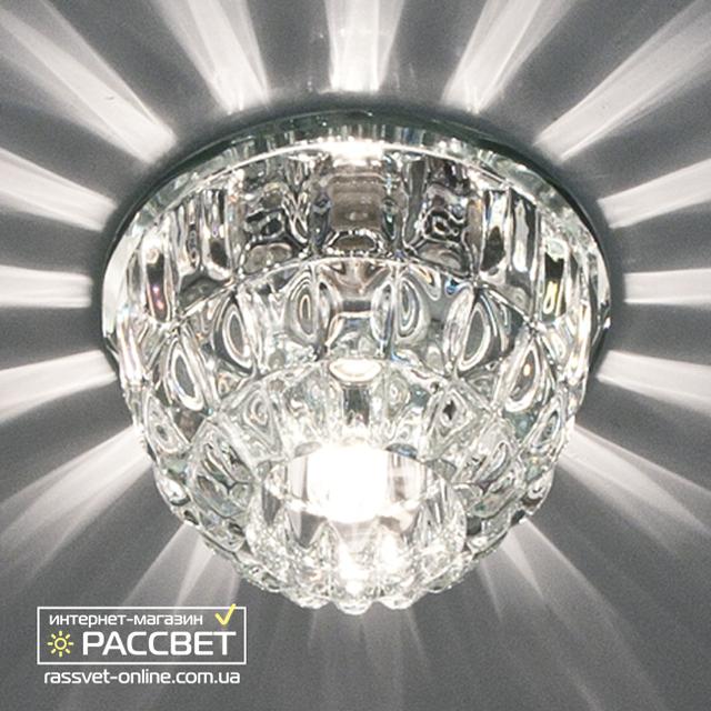 """Декоративные светильники (стекло) под лампу """"капсула"""""""