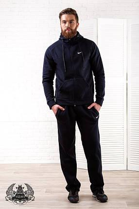 Мужской спортивный костюм с вышивкой, фото 2