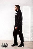 Мужской спортивный костюм с вышивкой, фото 3