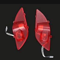 Подсветка дверей автомобиля проекция логотипа Geely Emgrand EC7