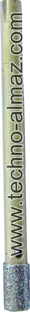 Алмазное сверло D 3 мм