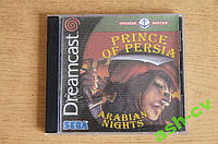 Диск для Dreamcast игра Prince of Persia