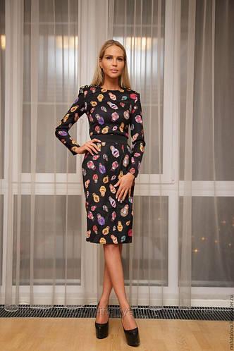 Платье женское матрешка
