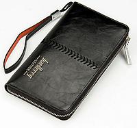 Клатч портмоне Baellerry w007Black, фото 1