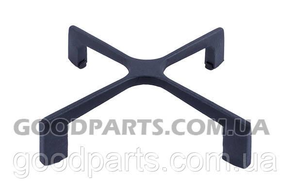 Чугунная подставка (решетка) для газовой плиты Whirlpool 480121104242