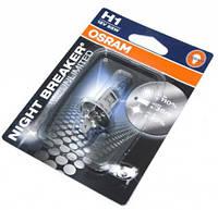 Автолампа OSRAM H1 64150NBU-01B Night Breaker Unlimited 55W 12V P14.5S 10X1 Blister