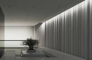 Светодиодная LED подсветка штор