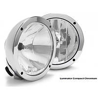 Фара дальнего света Hella Luminator Compact Chromium 1F3009094031 (ref.37.5)