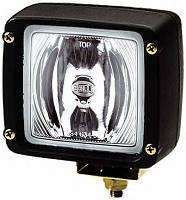 Фара рабочего освещения External FF Hella 1GA997506021 (H3) с разьемом AMP и заглушкой