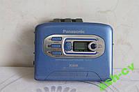 Кассетный плеер Panasonic RQ-C10V Blue
