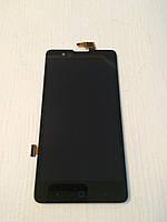 ZTE V5 RedBull Red Bull V9180  (Дисплей+тачСкрин)