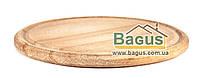 Деревянная подставка 22см (бук) под порционные сковороды 2222Д