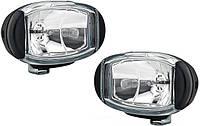 Комплект автомобильных противотуманных фар Hella Comet FF 550 1ND010953811