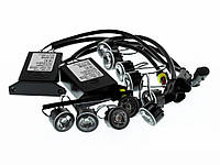 Ходовые огни Hella LEDayFlex 5 диодов 2PT010458811 2 режима (комплект)