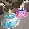 Торт на выписку с роддома, фото 8