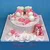 Торт на выписку с роддома, фото 9