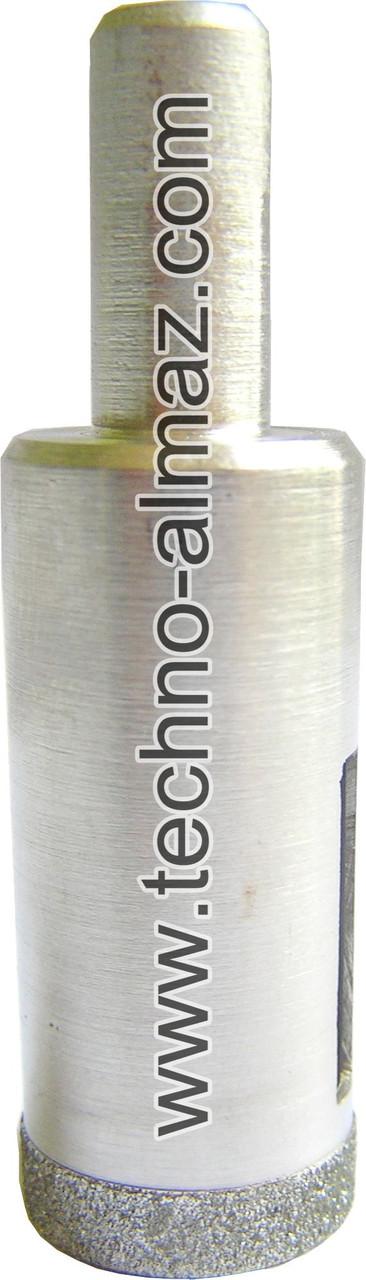 Алмазное сверло D 20 мм