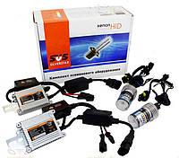 Комплект ксенона SVS H27 4300К 12v блоки AC с обманкой