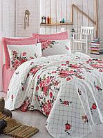 Постельное белье Eponj Home Angela розовое