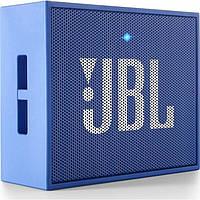 Акустическая система JBL GO Blue