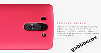 Чехол Nillkin для LG G3S mini D722 D724 D725 red