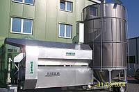 Зерносушилки мобильные порционные RIELA, GTR 1500