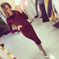 Сукня жіноча фуляр довжина 1 м 10 см довге
