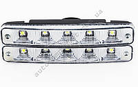 Ходовые огни DRL-HDX1005-5 диодов SMD5050