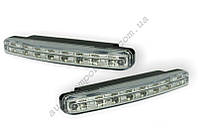 Ходовые огни DRL-JH008-1 - 8 диодов LED