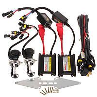 Ксенон H.I.D. H4 5000К 12v блоки DC - комплект H/L (дальний/ближний) 35 W