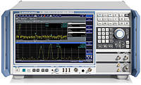 Стационарный анализатор спектра R&S FSW