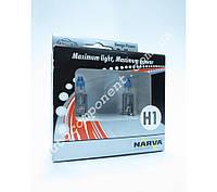 Автолампа NARVA 48621 TWIN SET H1 12V 105W RANGE POWER RALLY