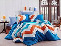 Постельное белье Eponj Home Candy синее