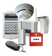 Беспроводные системы охранной сигнализации
