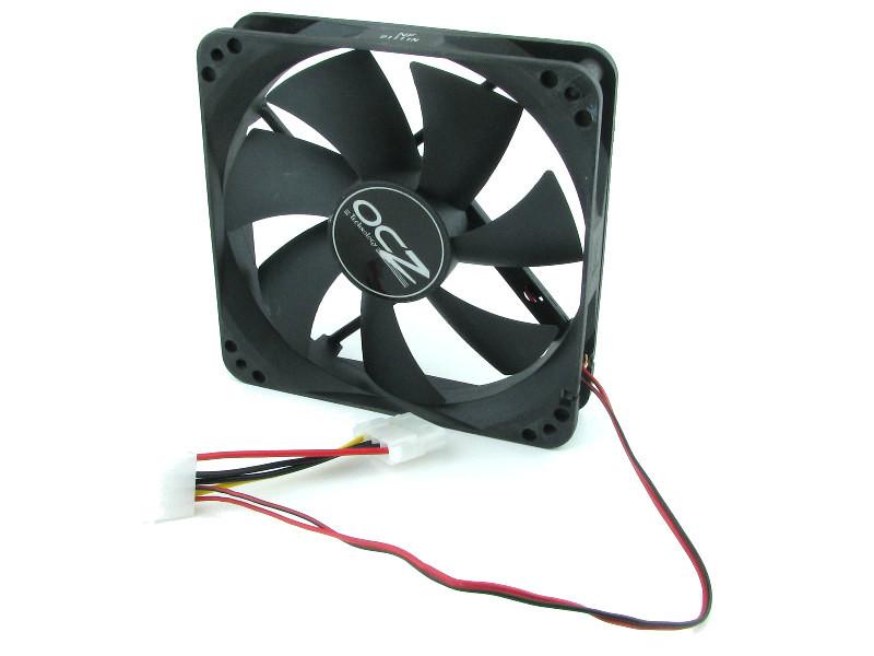 Вентилятор 120мм 12В/0,3А тихий для охлаждения