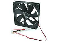 Вентилятор 120мм 12В/0,3А тихий для охлаждения, фото 1