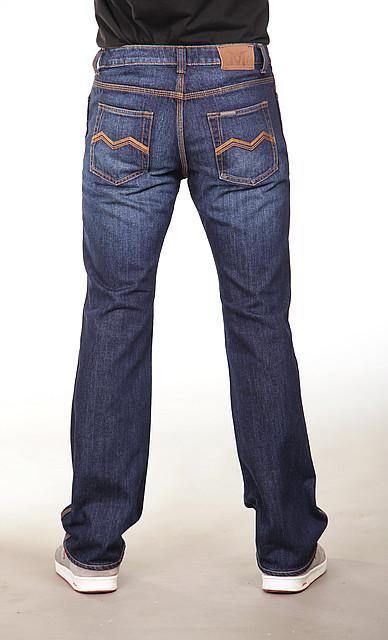 Оригінальні джинси чоловічі Montana 10122