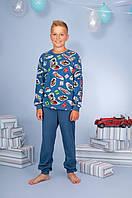 Піжама для хлопчика Швидкість р.146-152-158