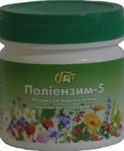 Полиэнзим-5 — 280 г — формула відновлення чоловічого здоров'я - Грін-Віза, Україна
