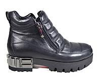 Кожаные ботинки Lottini стильные и практичные