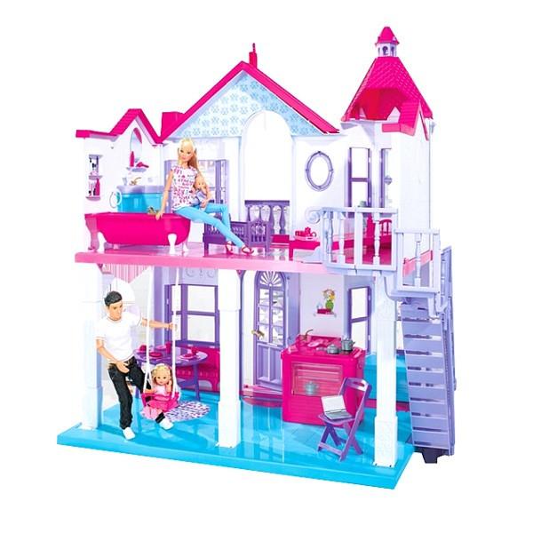 Домики для кукол, мебель