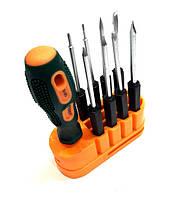 Набор отверток со сменными насадками Xiteli Tools 8-в-1